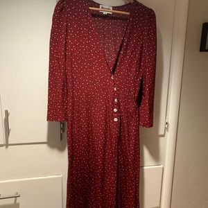 Authentic limited edition Rouje Gabin Dress
